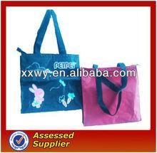 cute shopping non woven bag for promotion