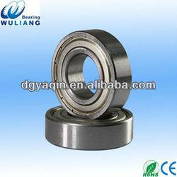 China 6205ZZ deep groove ball bearing used in Hard drive motor