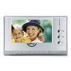 7 inch color screen video intercom system doorbell video monitor