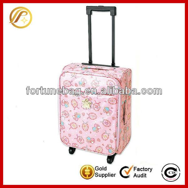 Fashion and top grade sky travel luggage bag