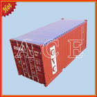 OEM Open Top Container with BV GL CCS Approval