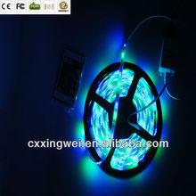 5050 rgb led light swimming pool rope light IP68 waterproof