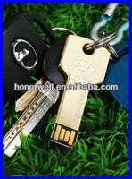 2013 Various New Metal USB Key Car Key Door Key USB Flash Drive made in Metal