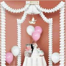 Wholesale Tissue Paper Garlands Decorate Wedding