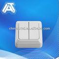 Pulsador de energía del interruptor de la pared, venta caliente bs interruptor de la luz