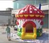 Custom Mushroom Inflatable Bouncy Castle,Creative Inflatable Mushroom Toys