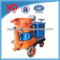 Electric Dry Concrete Shotcrete Machine Manufacturer PZ-5