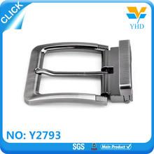 nickel-free adjustable zinc alloy belt buckle