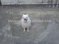folding metal pet fencing