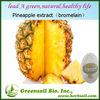 GMO free 2500GDU Bromelain Pineapple Extract