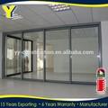 australian standard as2047 e de alta qualidade de corte térmico de alumínio da porta deslizante preço
