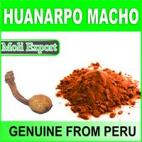 Genuine Huanarpo Macho Powder 100% Natural Male Stimulant from Peru (Jatropha Macranta) MOQ 5 kg