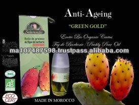 organic pricky pear seed oil