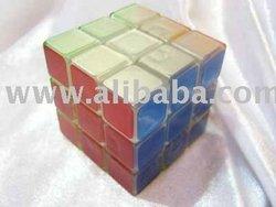 Magic cube 3x3 Clear Body