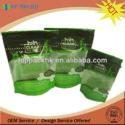 custom 2kg ,3kg ,5kg ,15kg pet dog food bag/laminated dog food bag