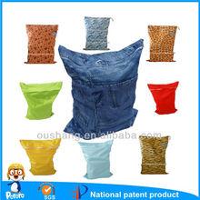 Pororo Jeans Print Diaper Bag, Baby Wet Bag