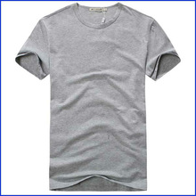 Cheapest 100% Polyester Wholesale man's blank t-shirt