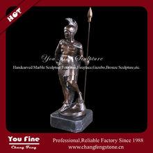 Excellent Artistical Modern Bronze Soldier Statues