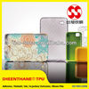 Transparent phone covers TPU raw material