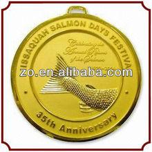 High Quality custom gold coin