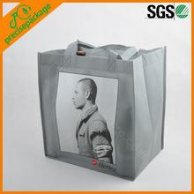 Promotional Printed Store Nonwoven Shopping Bags(PRA-446)
