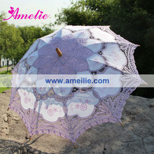 A0101 Light purple parasol birthday party decorations