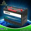 Power Batteries JIS Standard 95D31 80Ah Battery