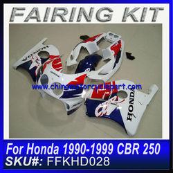 For Honda 1990-1999 MC22 CBR250RR fairings MOVISTAR