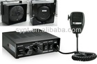 Siren police-- 100w siren and speaker- 5 years warranty