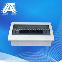 new plastic distribution box, wall mount plastic box