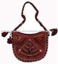 Maroon Colour Handmade Ladies purses bags in Modern Style New Branded handmade Shoulder sling bags