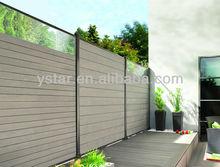 Cheap hot sales antique garden fence wall/FSC100%