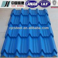 Corrugated GI Galvanized Steel Sheet/GI Corrugated Roofing Sheet
