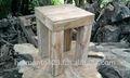 Hermoso de madera de teca muebles de madera, talla, embarcaciones de madera, la artesanía, origen- indonesia bali- de java- borneo- papúa- célebes