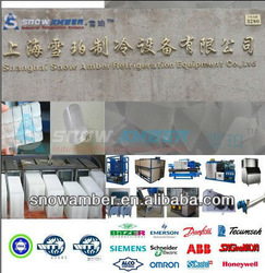 machine manufacture ,The only manufacturer in Shanghai , Flake Ice Machine Manufacturer CE