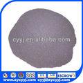 Ferroaleación polvo de silicio de calcio en polvo para la industria metalúrgica se utiliza en baja- de acero al carbono