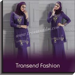 Design Baju Kurung and Baju Melayu