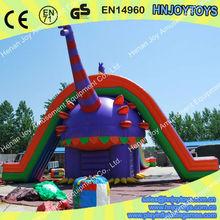 2013 hot sale jumbo water slide inflatable