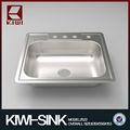 in acciaio inox lavello singolo lavello da cucina in acciaio inox