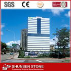 stone well / exterior facade panel / thin facing brick