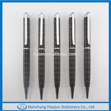 2015 newly design Black Brass barrel Ball Point pen