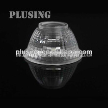 4W Crystal light LED LENS for cob 4W