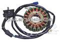 Bomba de alta presión de la motocicleta magneto, la bobina del magneto 3w4s bajaj