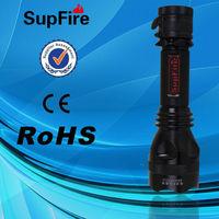 SupFire Y8 ultra cree led q5 flashlight