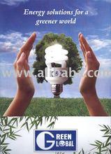 GREEN GLOBAL CFL LAMPS