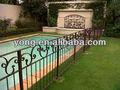 piscina de segurança cerca de ferro para venda
