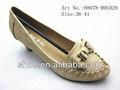 color beige de metal bowknot sexy zapatos de tacón alto
