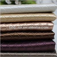 PVC Artificial leather for Sofa and wallpaper