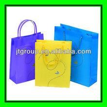 paper and plastic laminate bag