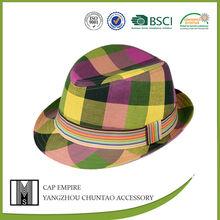 BSCI audit hat making fedora hat ribbons
